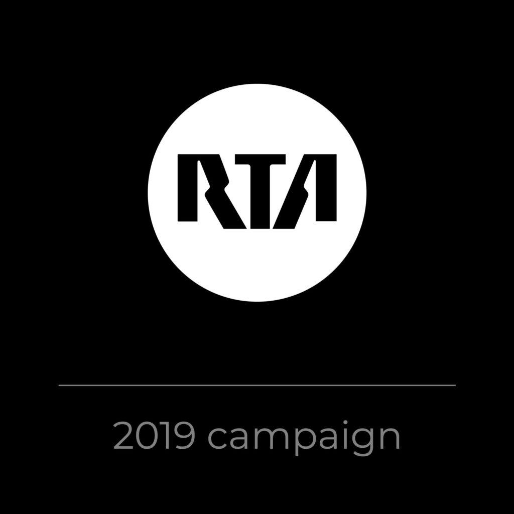 RTA 2019 Campaign